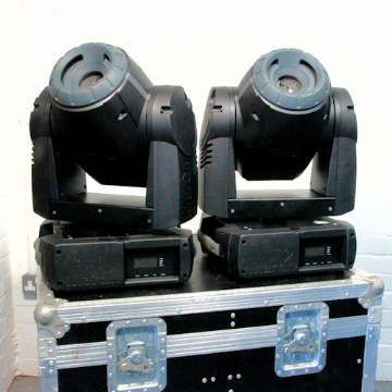 Martin MAC 250 Entour Moving Head Spot (Pair - Used, Ex-hire)